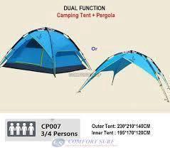 Automatic camping baru