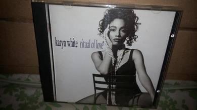 CD Karyn White - Ritual Of Love