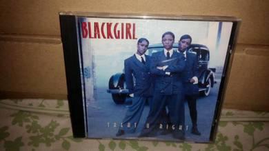 CD Blackgirl - Treat U Right