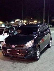 Perodua Axia for rent