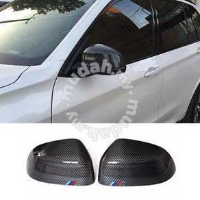 BMW F15 F16 X5 X6 carbon fiber mirror cover