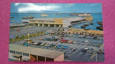 OFFER Antik Post Card PENANG Ferry PC 286