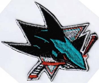 San Jose Sharks NHL National Hockey League Patch