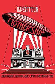Poster Led Zeppelin Mothership Maxi Poster