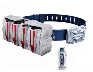 Ultraman Geed: DX Ultra Capsule Holder & Belt