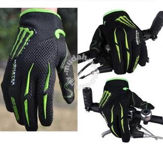 MONSTER Design Riding Sports Workout Gym Gloves