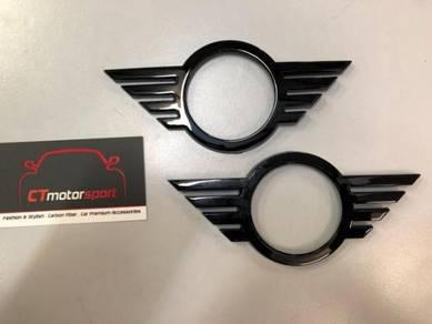 MINI Cooper F Series Logo Badge Emblem Cover