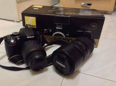 Nikon DHLR D-500