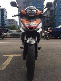 2016 Honda rs150 repsol