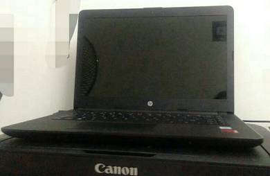 HP LAPTOP 14-BS507TX (under warantty)