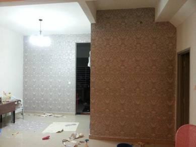 PASANGKAN WALLPAPER ANDA l wallpaper labour