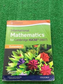 International Mathematics for Cambridge IGCSE (060