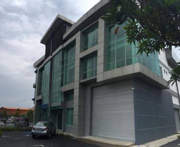 FREEHOLD Alam Premier Shah Alam [ LOWER MARKET ] 3 sty Factory Semi D