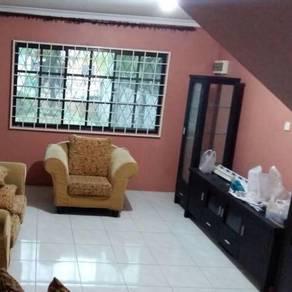 House for rent : taman putrajaya bintulu, sarawak
