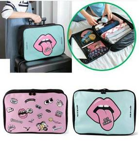 Cartoon Travel Portable Storage Bag