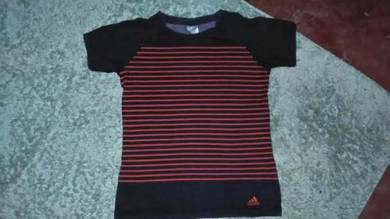 Adidas climalite cotton shirt