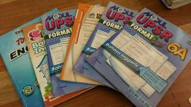 Buku latihan bahasa inggeris darjah 4,5,6