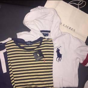 Combo Ralph Lauren Shirt Authentic