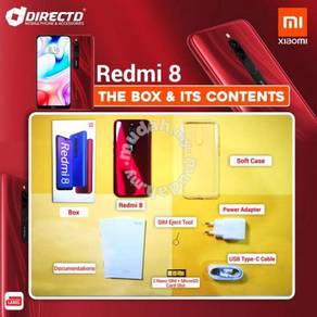 XIAOMI REDMI 8 (4GB RAM | 64GB ROM | 5000 mAh BAT)