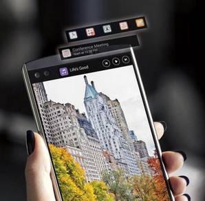 LG V10 LTE 4GB Ram Fullset