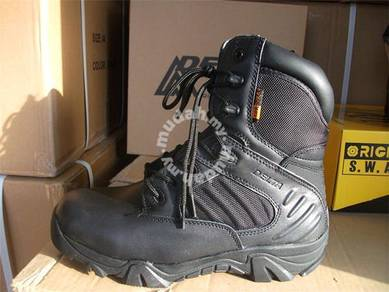 Delta Tactical boots askar commado PDRM
