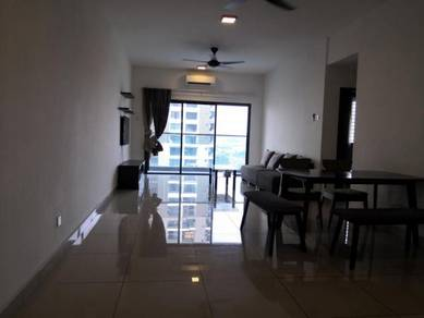 Facing Pool Full Furnished Landmark Residence 2 Sg Long Kajang