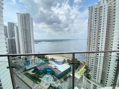 Country Garden Danga Bay Jb Partial furnished