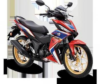 Honda RS150 v2 2021(low deposit low montly)
