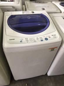 Toshiba 7.2kg washing automatic machine top load