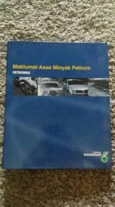 Maklumat Asas Minyak Petronas