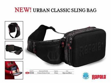 RAPALA Urban Classic Sling Bag Pancing Fishing Beg