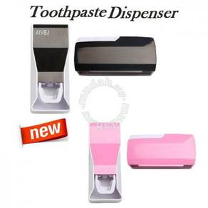 New tooth paste dispenser