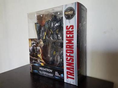 Transformers The Last Knight Leader Megatron MISB