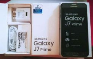 New Samsung GALAXY J7 Prime