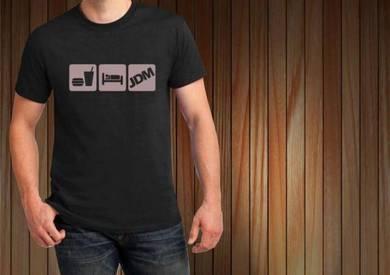 Baju T-Shirt EAT SLEEP JDM II NSQ98 siap poslaju