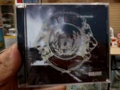 Cd the maniacs-survive