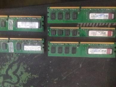 Ram desktop ddr2 2gb