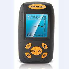 Portable Wireless Fish Finder Echo-Sounder Fishing