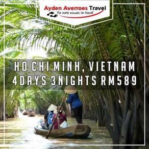 Ground Ho Chi Minh