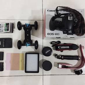 Canon 60D FULL SET