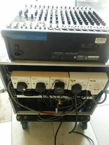 Set PA system