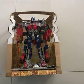 Transformer optimus prime bumblebee