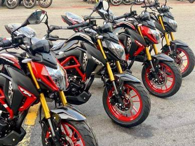 GPX Demon GN150 (Low Deposit & Free Apply)