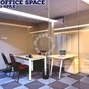 COMPLETE FACILITIES Private Office at GFG TOWER KLANG