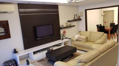 2 Storey House Fully Furnished Good Condition