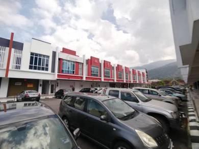 New 2 Storey Shop unit near to New Public Bank Kampar