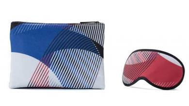 Qantas Business Class Designers Amenity Bag