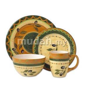 Pfaltzgraff set pinggan dinnerware cantik