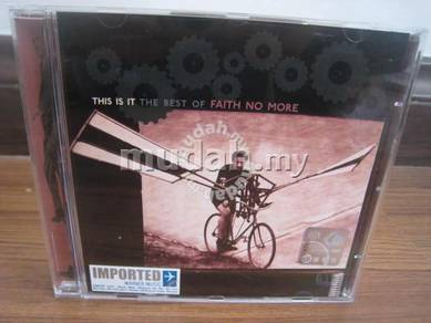 CD The Best Of Faith No More