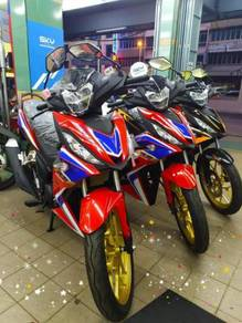HONDA RS150R(V2) Super Deal Low Price #Must View !